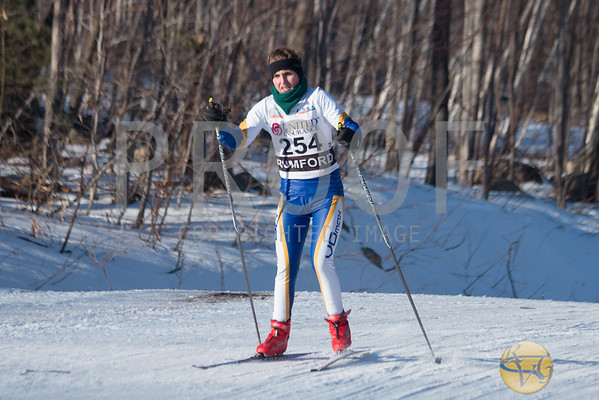 2016 MPA Women's Class C Nordic Freestyle