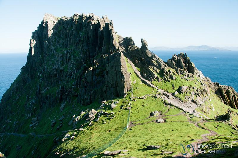 Skellig Michael Views - Ireland