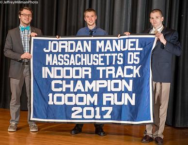 Track awards