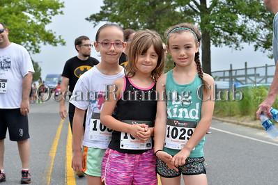 One Mile Run