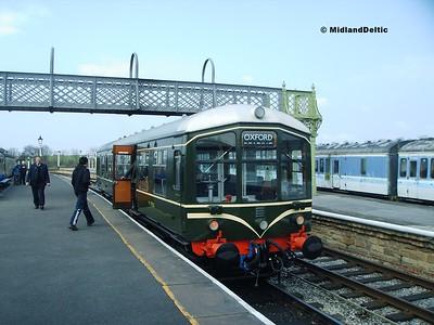 Midland Railway Butterley DMU Gala, 01-04-2007