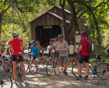 Cycling in Chico, CA