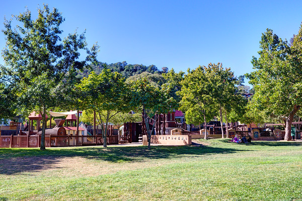 San Anselmo - Memorial Park