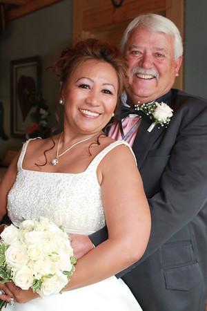 Teresita & Greg