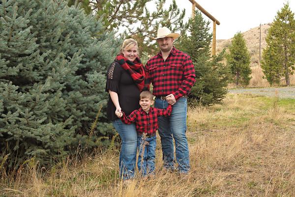 Caffroy Family Fall 2017