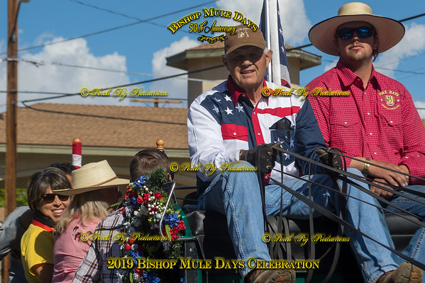 2019 Bishop Mule Days Celebration