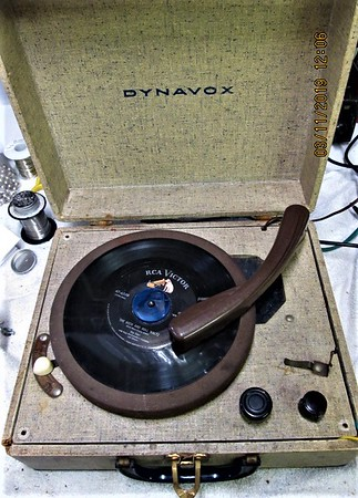 DynaVoxRecord Player