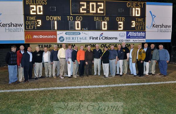 2014 10 17 - 1964 Team Camden High School