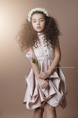 Blossom Like Stars - Little Wardrobe London