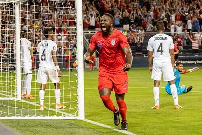 Gold Cup: USA v Panama