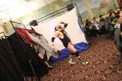 NCW Tag Team Championship Middlesex Express vs. Little Giants