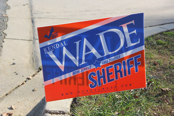 Kendal Wade for Sheriff