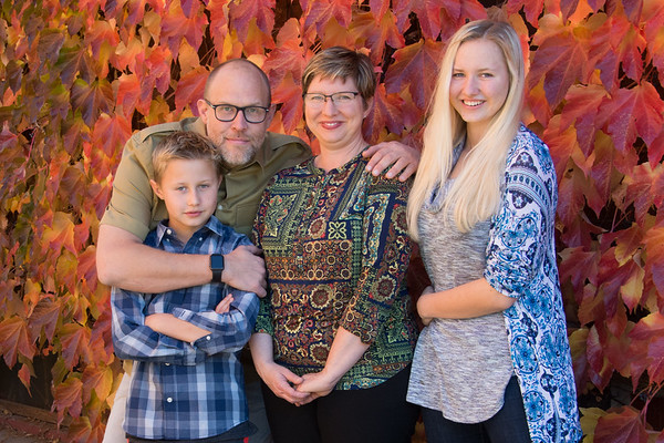 Choberka Family