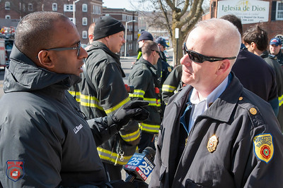 Fire Victim Memorial Anniversary - Worcester, MA - 3/7/20
