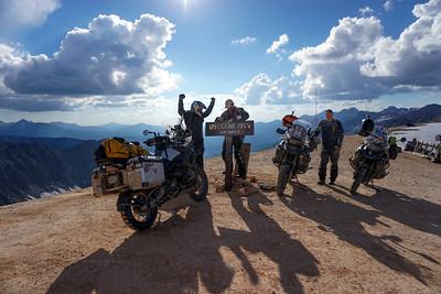 U-Joints, BJD, Colorado Passes, Snake Jerky and Where's Mr. Jones 2015
