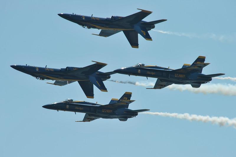 US Navy Blue Angels