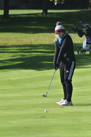 Varsity Girls Golf at EMC, Plattsmouth