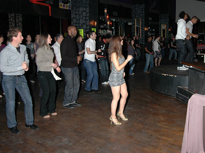 Cuban Salsa Party with Yanet Fuentes - Feb 19 2010