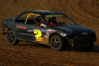 Brownstown Speedway Aug 7, 2010