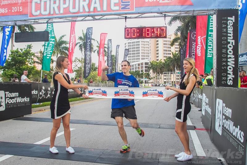 West Palm Beach Mercedes-Benz Corporate Run presented by Verizon
