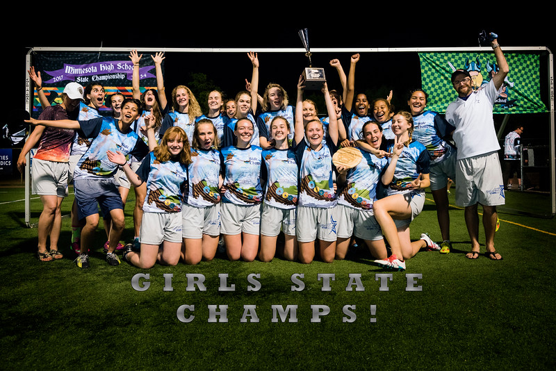 2017 GIRLS STATE CHAMPIONSHIP GAME