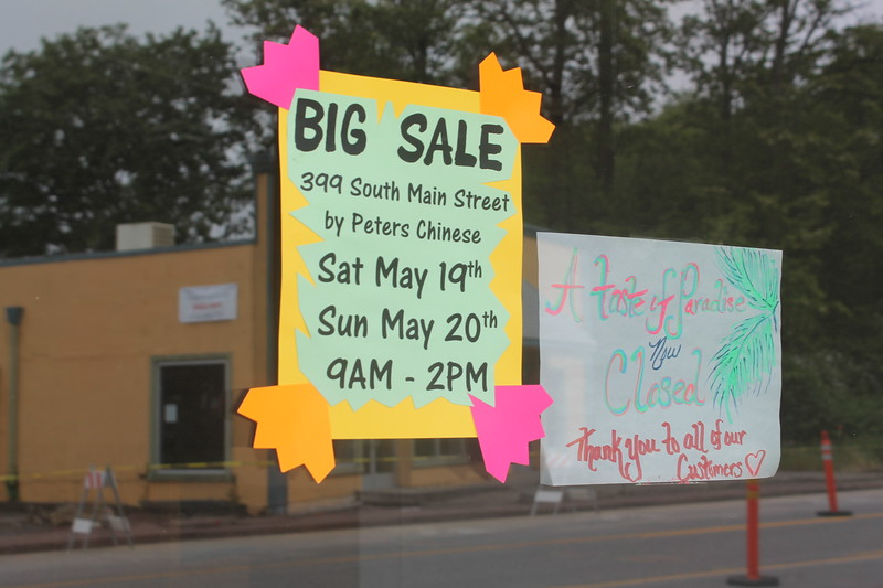 KLLG Rummage sale