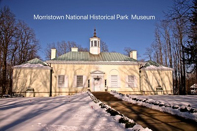 Virtual Tour of Morristown  National Historical Park Museum