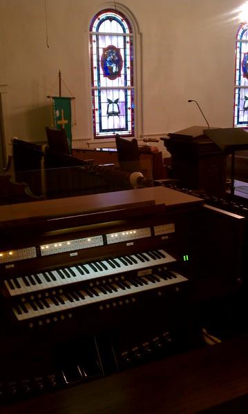 Bullock Baptist, Bullock