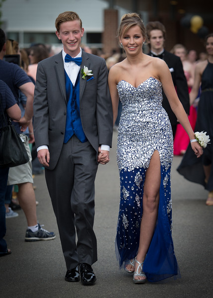 WHS Prom 2015 (The March)