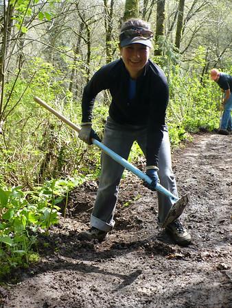 20090418 - Forest Park Trail Maintenance