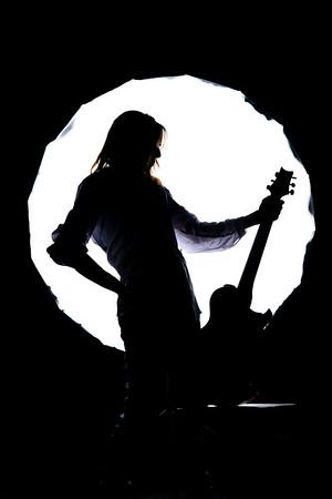 Kristi Jacques Guitar