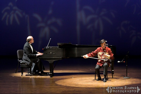 Wu Song Capriccio by Warren Chang with Roger Nelson on Piano