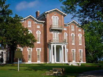 White Hall & Ft Boonesborough - KY