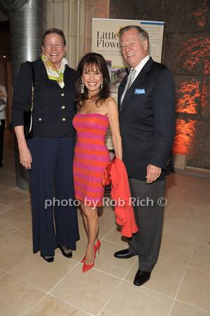 guest, Susan Lucci, Helmut Huber   photo  by Rob Rich © 2014 robwayne1@aol.com 516-676-3939