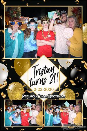 Tristan Turns 21!! 2-23-20
