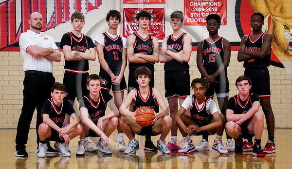 2021 LHJH Boys Basketball
