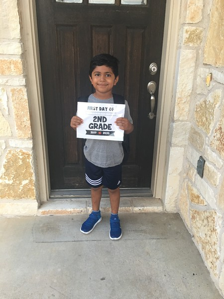 Pranav | 2nd grade | Rutledge Elementary