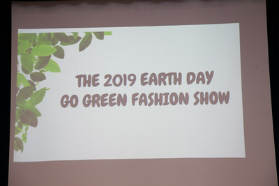 Go Green Fashion Show 2019