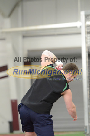 Boys' Shot Put - 2014 MITS State Meet