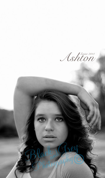 Ashton Senior 2014