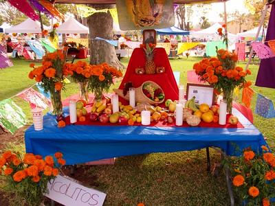 10-30-16 Día de los Muertos 2016   Parish Altars