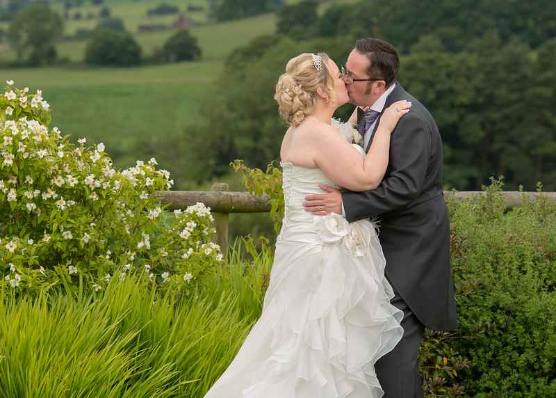 The Three Horseshoes Wedding  Photographer - Staffordshire
