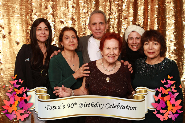 Tosca's 90th Birthday Party 1-26-2019