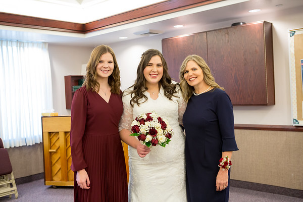 Allie [wedding]