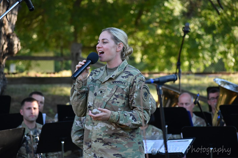 2018 - 126th Army Band Concert at the Zoo - Show Time by Heidi 150.JPG