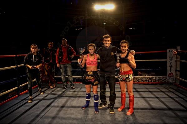 01. Marisa Charalamobous vs. Maisey Maggs