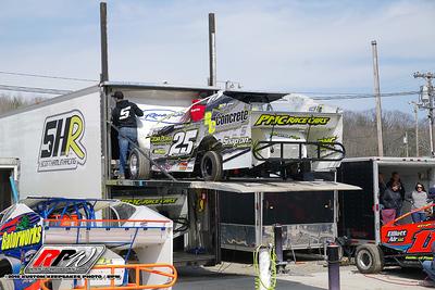 Lebanon Valley Speedway - Practice - 4/14/18 - Kustom Keepsakes