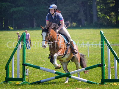 ODFRC Showjumping and Clear at Speech House