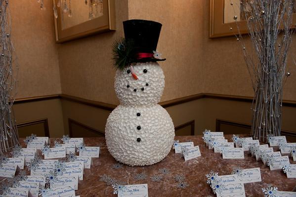 2010 FLASE Dinner Dance Winter Wonderland 11.14.10