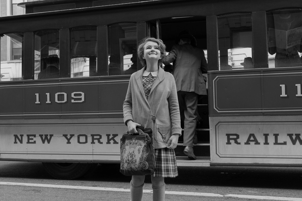 ". Millicent Simmonds\' Rose is on a quest in ""Wonderstruck,\"" in theaters Nov. 10. (Roadside Attractions)"